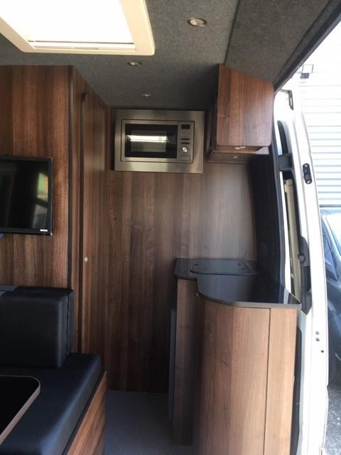 Camper Conversions Total Van Solutions Northern Ireland