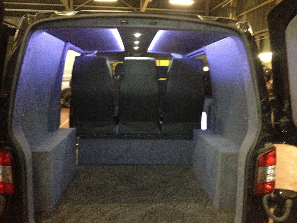 Crew Cab Total Van Solutions Northern Ireland