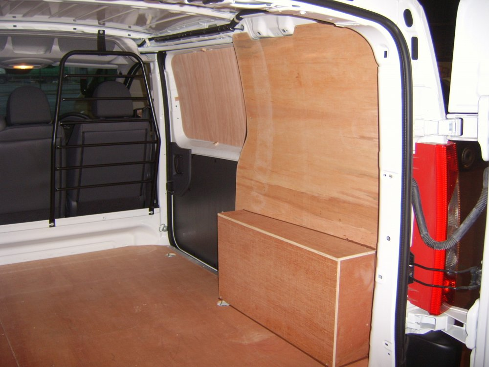 Plylining Total Van Solutions Northern Ireland