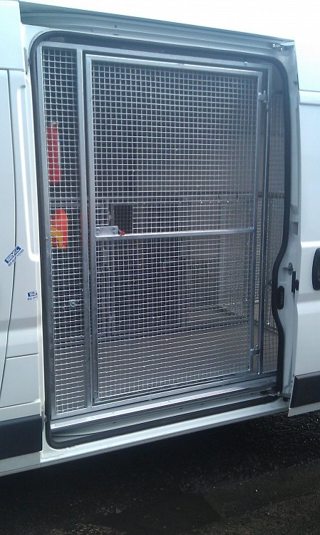 Dog Vans Total Van Solutions Northern Ireland