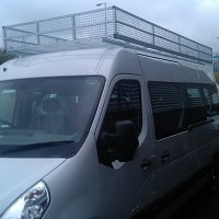 Renault Master Luggage Rack