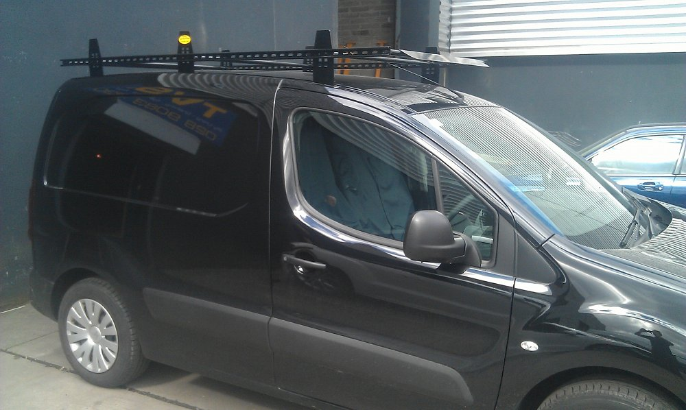 Roof Racks Total Van Solutions Northern Ireland