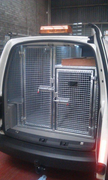 Dog Vans Total Van Solutions Northern Ireland