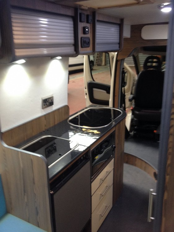 Camper Conversions - Total Van Solutions Northern Ireland