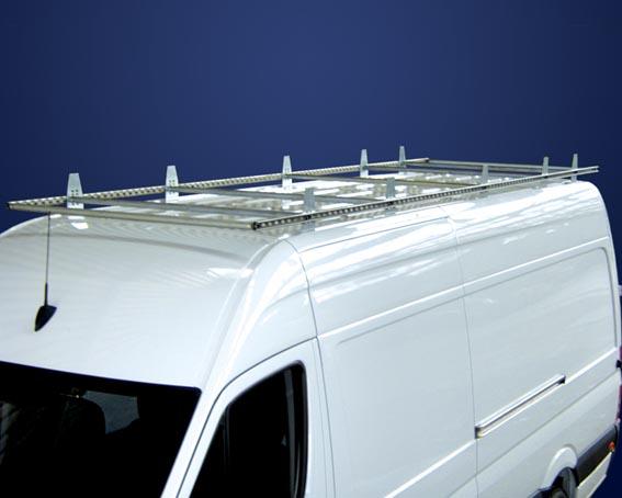 Roof Racks Total Van Solutions Northern Ireland