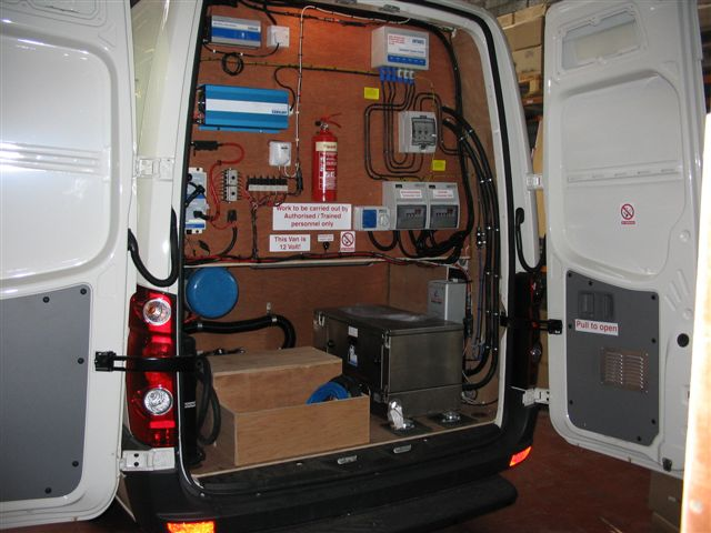 Inverters Total Van Solutions Northern Ireland