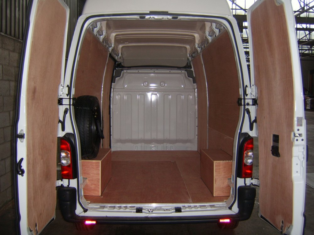 Plylining Total Van Solutions Northern Ireland