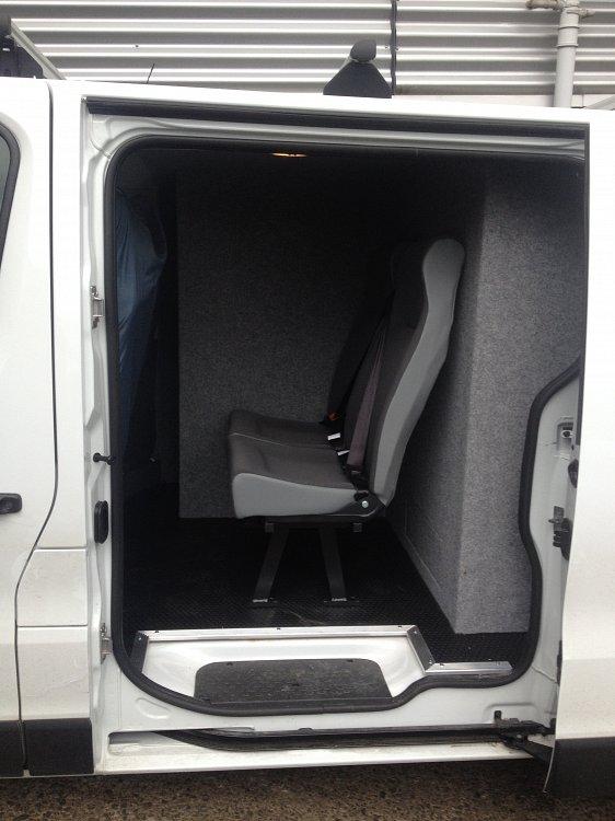 Crew Cab - Total Van Solutions Northern Ireland