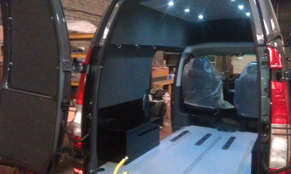 Wheel Chair Friendly Vans Total Van Solutions Northern