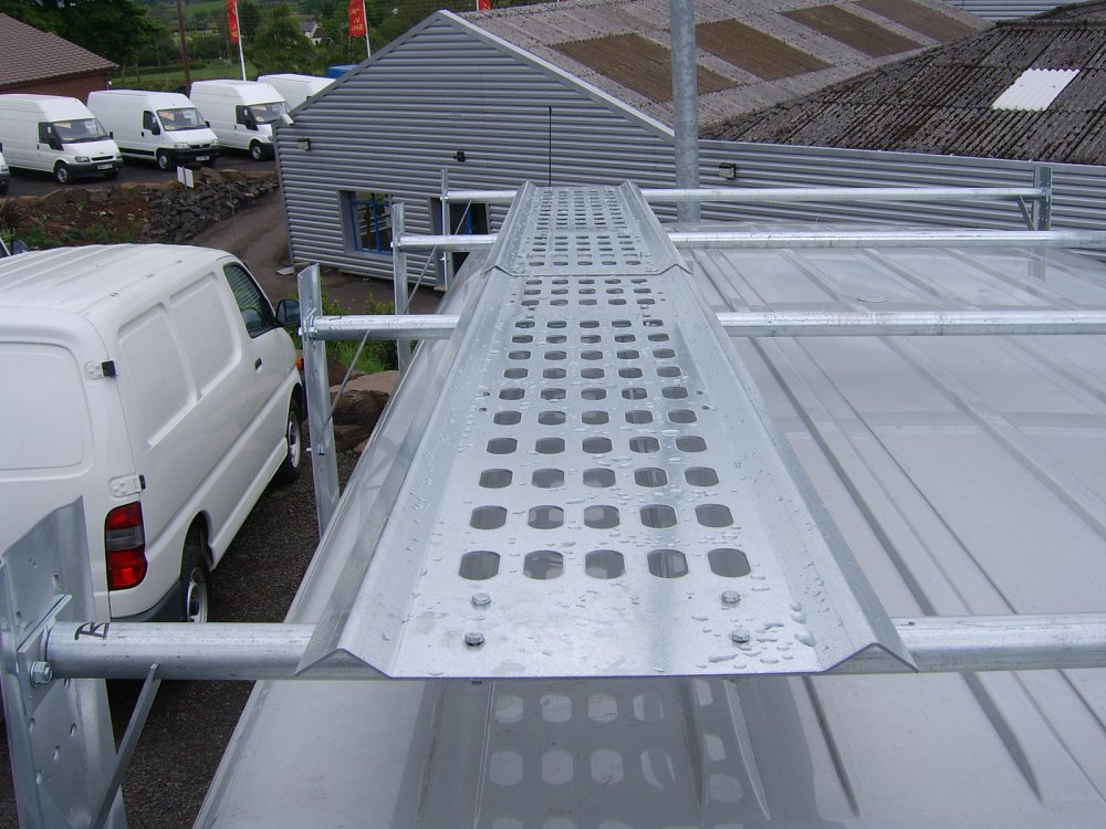 Walkways Total Van Solutions Northern Ireland